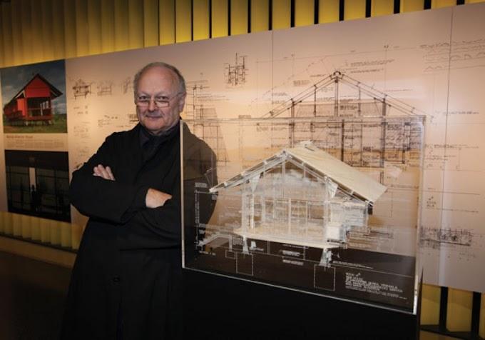 Biografi Glenn Murcutt, Arsitek Australia