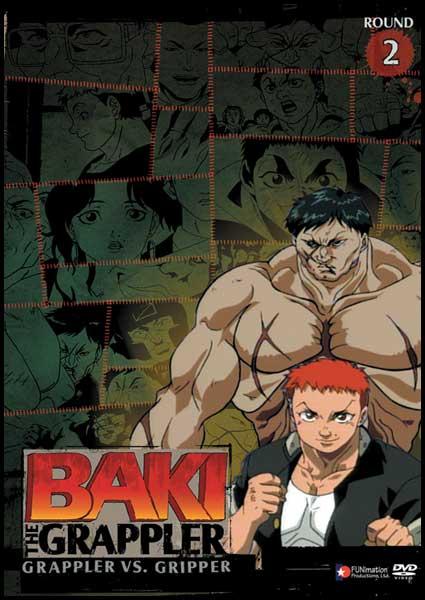 Phim Grappler Baki Con Trai Cua Ogre 2001