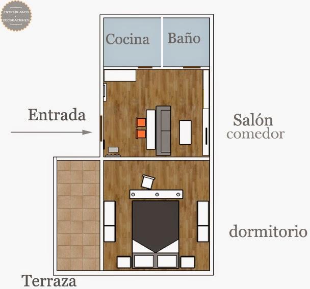 plano Proyecto decorativo