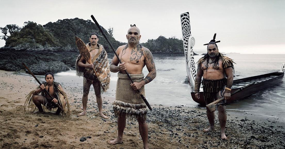 Sejarah Singkat Suku Maori di Selandia Baru