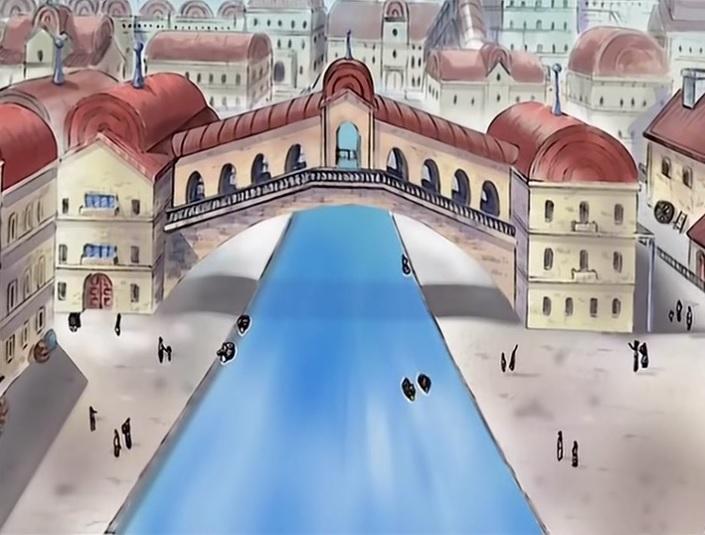 Chidarta: Water 7 es 'Venecia' en One Piece.