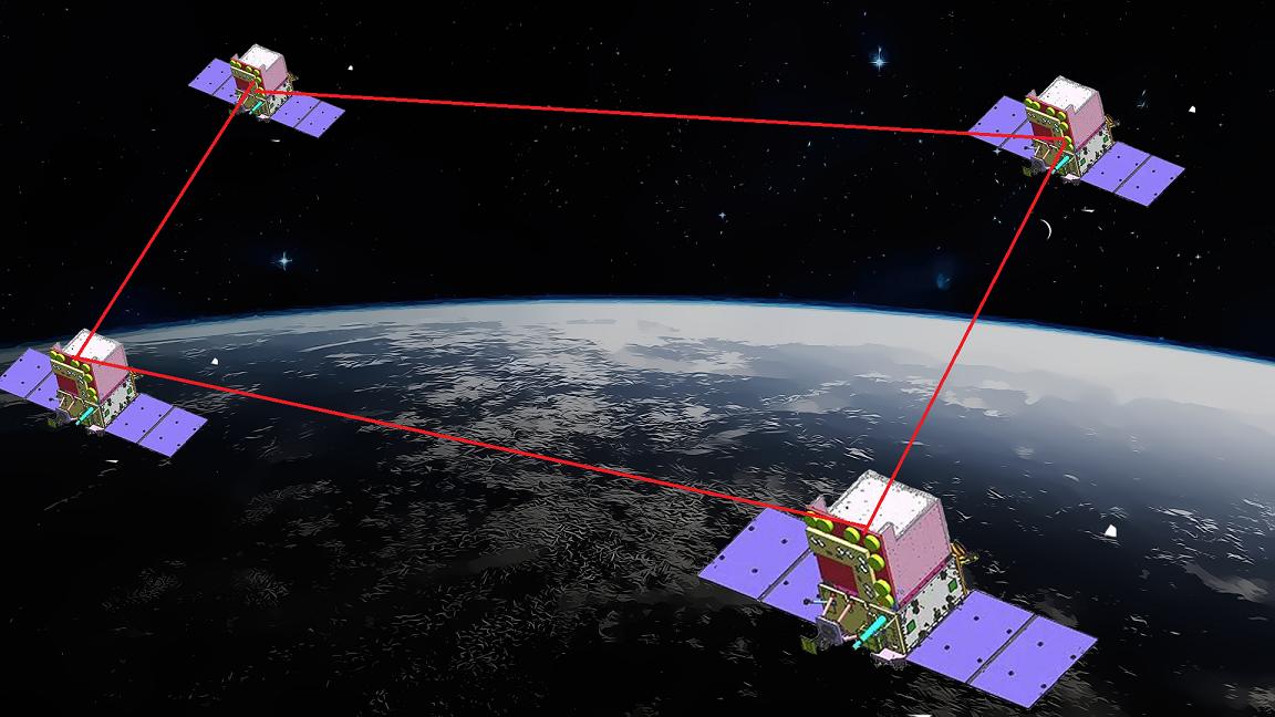 satellites, earth