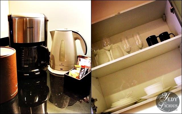 Oakwood Manila / Kitchen Tools and Dinnerware