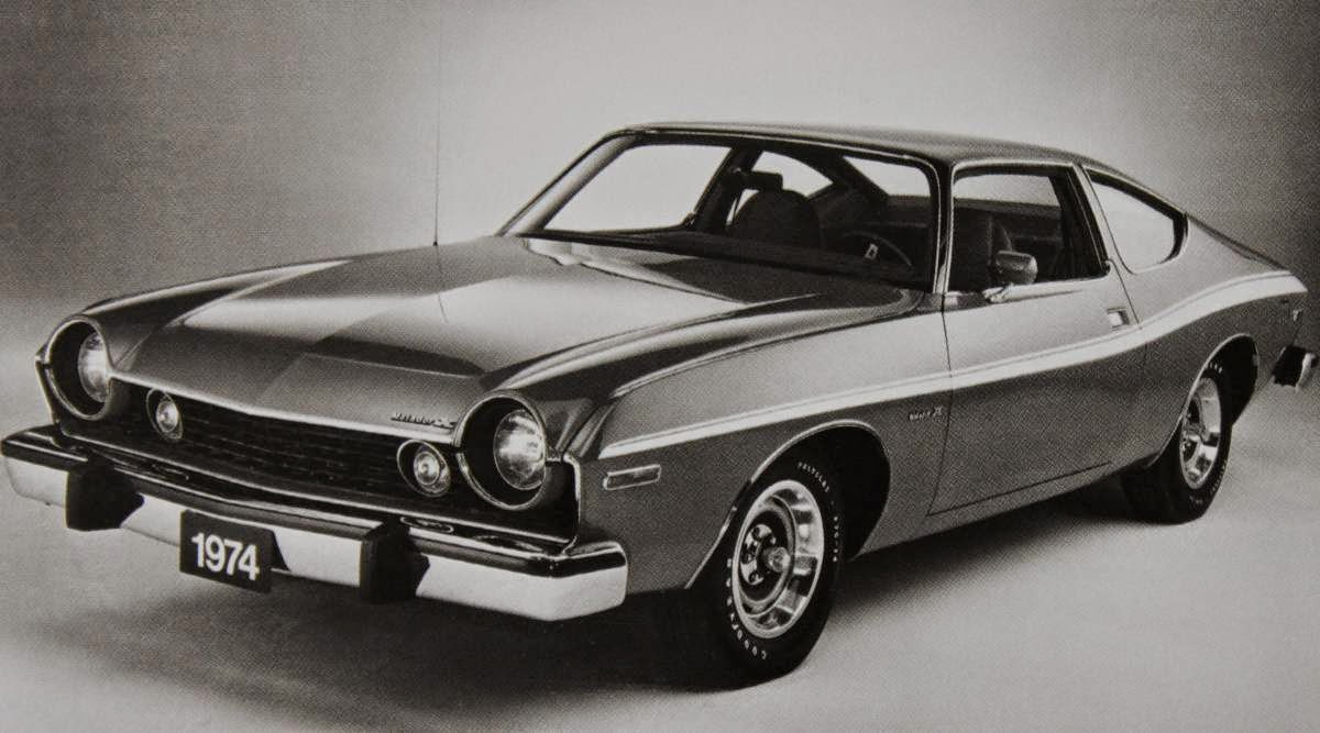 Matador Car: Car Style Critic: AMC Matador Coupe: Unexpectedly Stylish