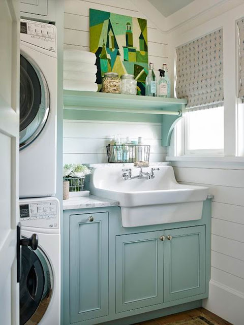 Ideas For a Zone of Washing With Style 6