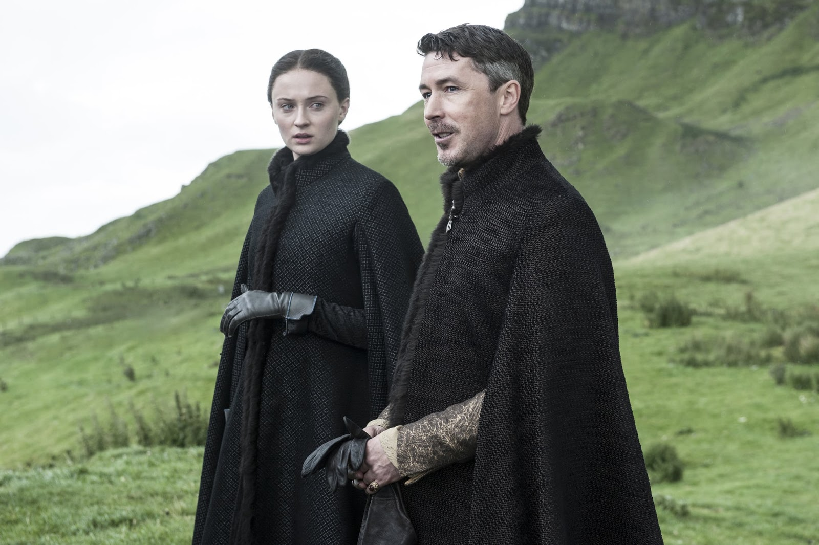 "Lorde Petyr Baelish ""Mindinho"" | Game of Thrones"
