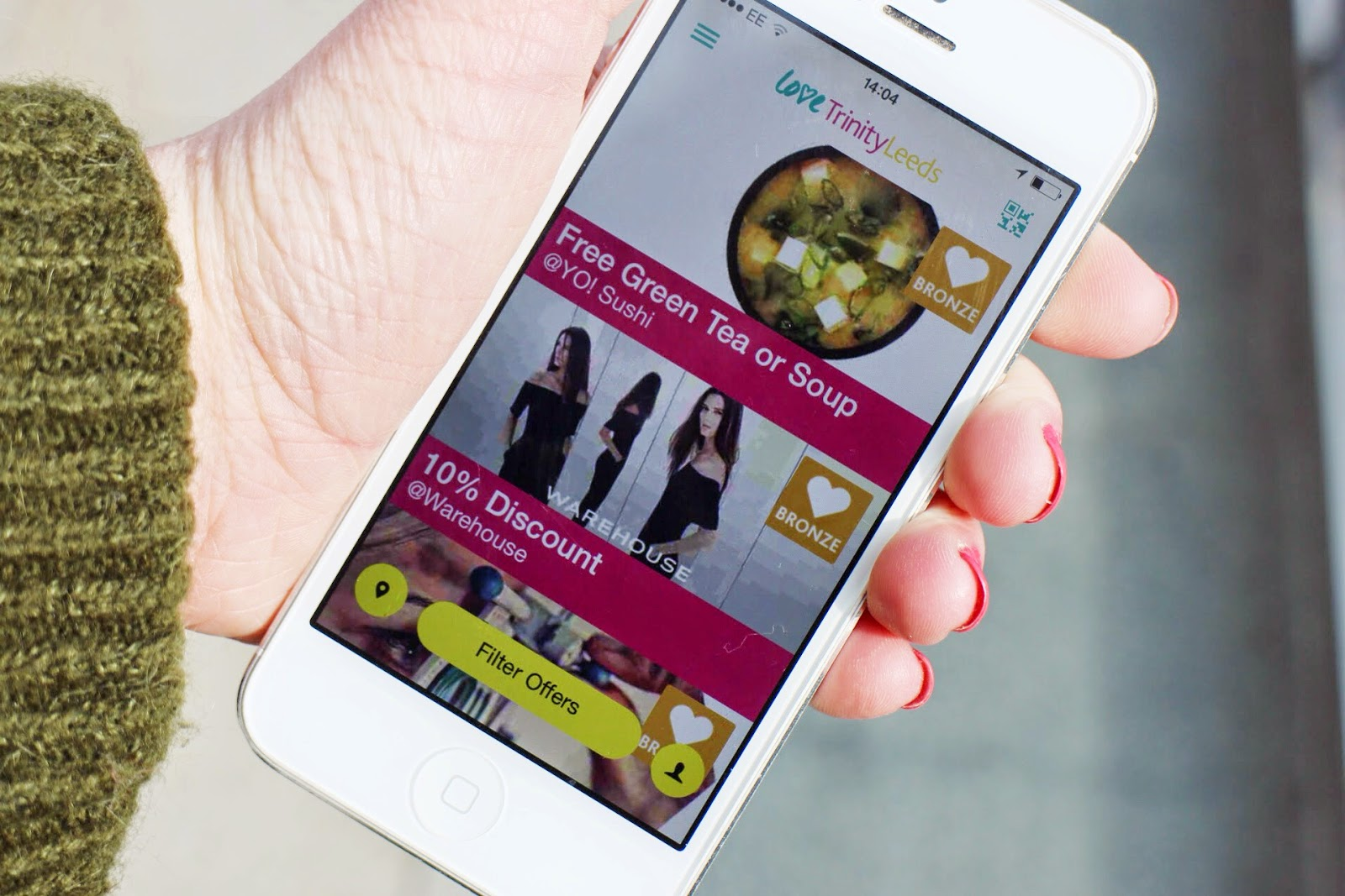 How The Love Trinity App Rocks If You Love Shopping