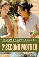 The Second Mother (2015) Poster