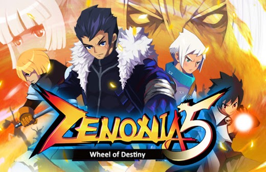 ZENONIA 5 V1.2.7 Mod Free Shoping By Agry