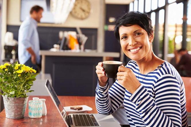 uống cà phê tăng cường trí nhớ