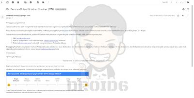 Solusi PIN Google Adsense Tidak Datang 100% tested