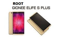 root gionee Elife S plus