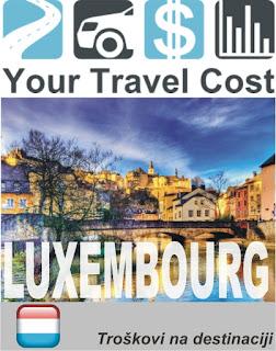 Luksemburg – Trošak