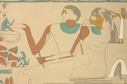 Painting Sobeknakht II Tylor