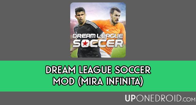 Dream League Soccer HACK MOD APK (Dinheiro Infinito)