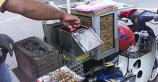 rahsia mejual satay ikan @ lokcing