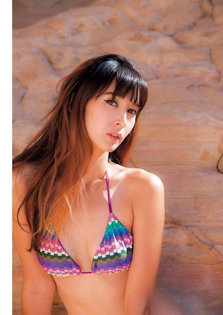 Leah Dizon リア・ディゾン Weekly Playboy No 46 2016