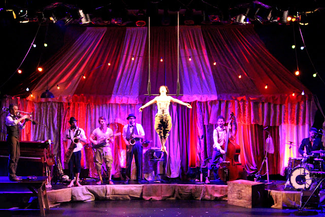Scotch & Soda at the Chameleon Theatre, Berlin - travel & lifestyle blog
