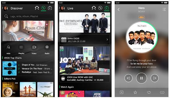 10 Aplikasi Streaming Musik Gratis Untuk Android