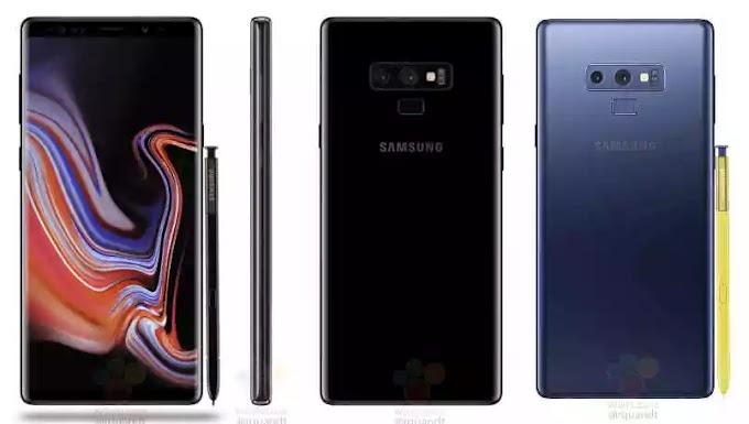 Samsung Mulai Pamer Tiga Pesona Galaxy Note 9 di Tahun 2018 - Simak Penjelasan Berikut ini !!