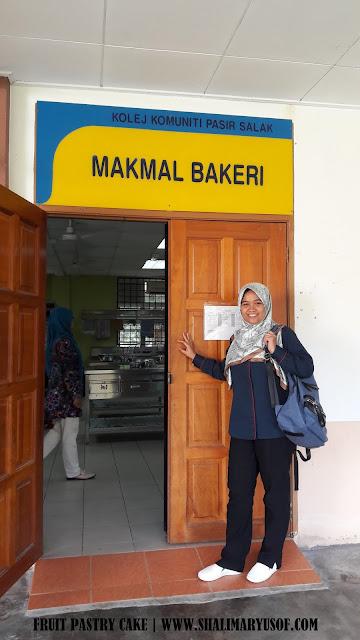 Resepi Kek Viral | Fruit Pastry Cake