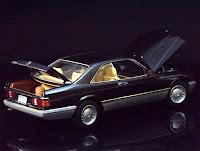 Mercedes 560SEC - Revell 1/24