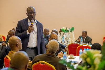 Government House not a bank — Obaseki