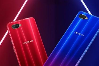 Oppo RX17 Pro dan RX17 Neo diluncurkan