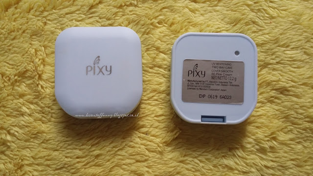 Pixy Two Way Cake Cover Smooth [Review]