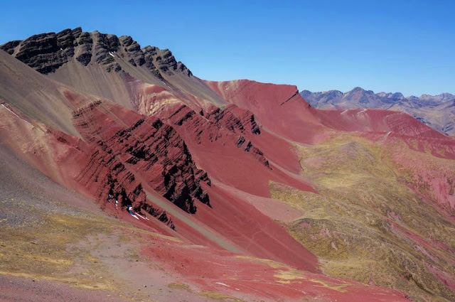 The Ausangate Rainbow Mountains of Peru