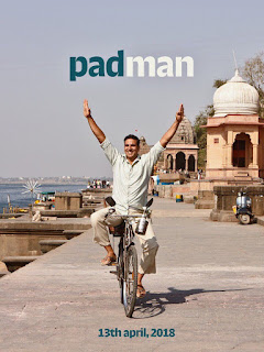 Padman Akshay Kumar First Look