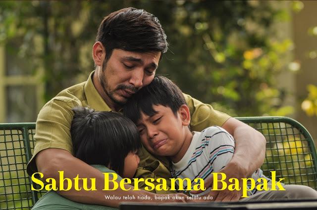 salmanbiroe.com - 5 Film Indonesia Yang Wajib Ditonton Pada Liburan Lebaran - Sabtu Bersama Bapak