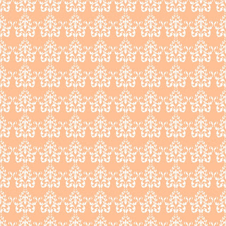 paper digital scrapbook background peach lace