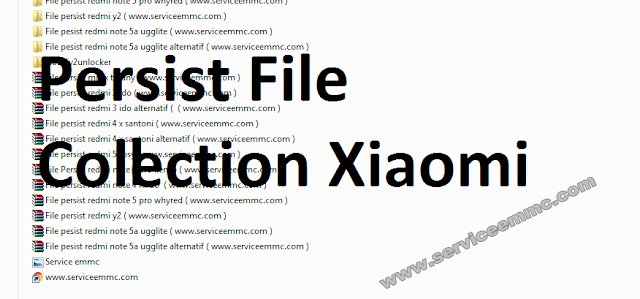 File Persist Xiaomi Collection