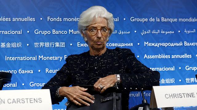 """La directora general del FMI Christine Lagarde será juzgada en Francia por """"negligencia"""""""