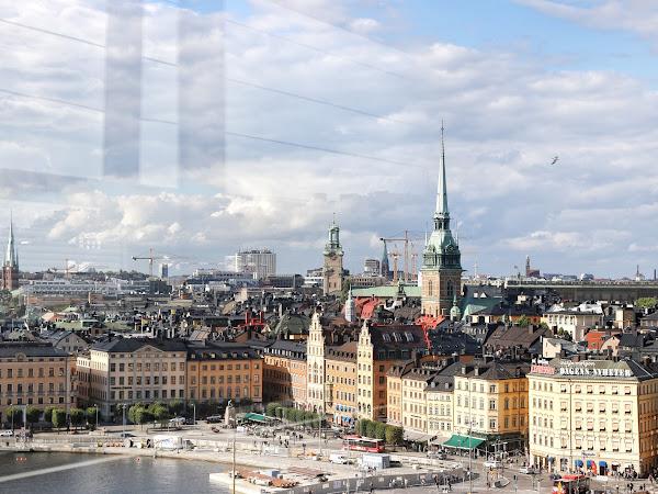 STO bound // 5 jours à Stockholm