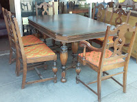 1930s Kitchen Table And Chairs