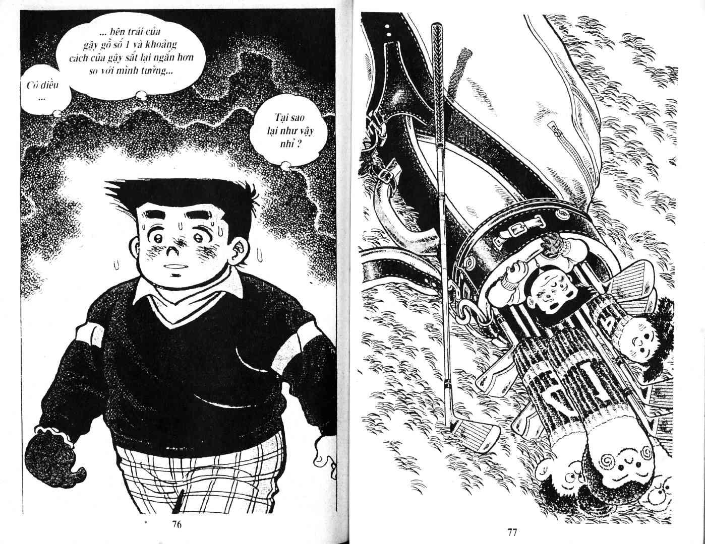 Ashita Tenki ni Naare chapter 40 trang 36