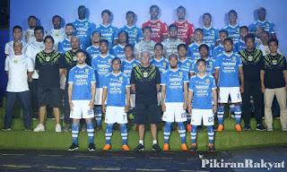 Jersey Persib Bandung 2018
