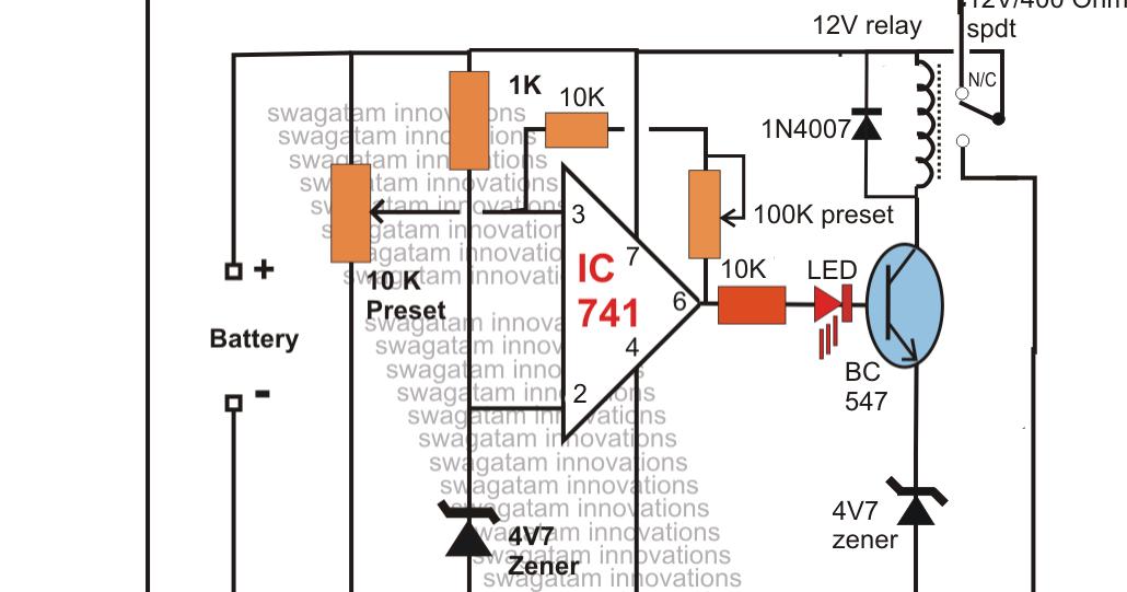Make This Automatic 10 Watt To 1000 Watt Led Emergency
