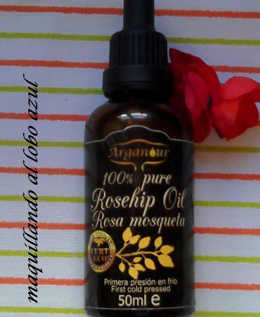 Aceite puro de Rosa Mosqueta de Arganour