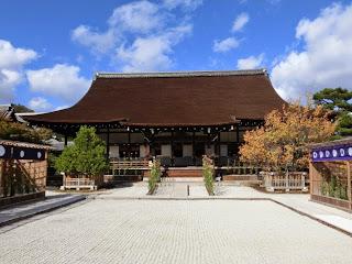 大覚寺宸殿