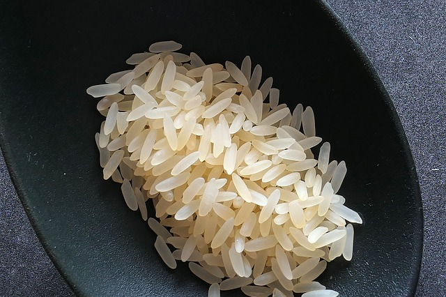 El arroz no solo es un alimento maravilloso, también tiene propiedades curativas