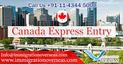 Canada Express Entry Visa Application through Immigration Overseas