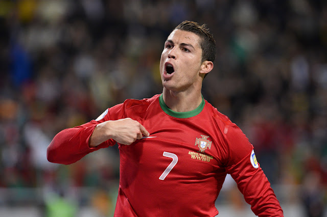 Cristiano Ronaldo Denies Rape Claim on Instagram Calls It 'Fake News'