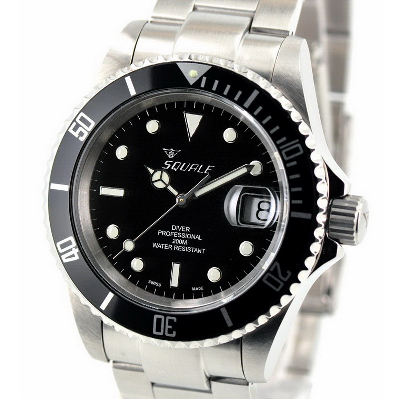 oceanictime squale 20 atmos classic