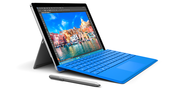 Microsoft Surface Pro 4 - Specs