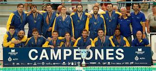 WATERPOLO - EL Atlétic Barceloneta alza su 14ª Supercopa de España