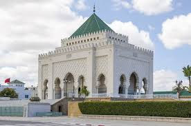 Mausoleum Of Mohamed V