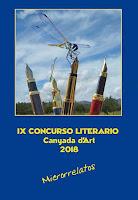 Libro. Colección de microrrelatos.